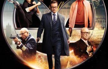 Kingsman: The Secret Service Movie Poster