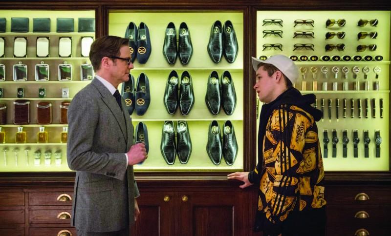 Kingsman: The Secret Service Movie Shot