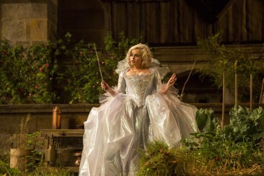 Cinderella Movie Shot