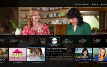 Cord Cutters: SlingTV Interface