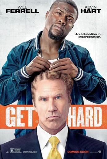 Get Hard Movie Poster