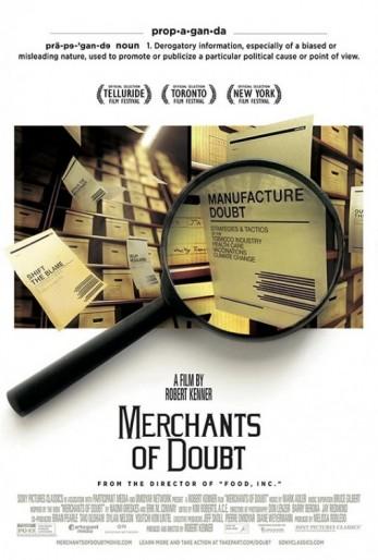 Merchants of Doubt Movie Poster