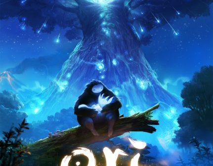 Ori and the Blind Forest Cover Art