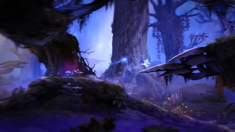 Ori and the Blind Forest Screen Shot