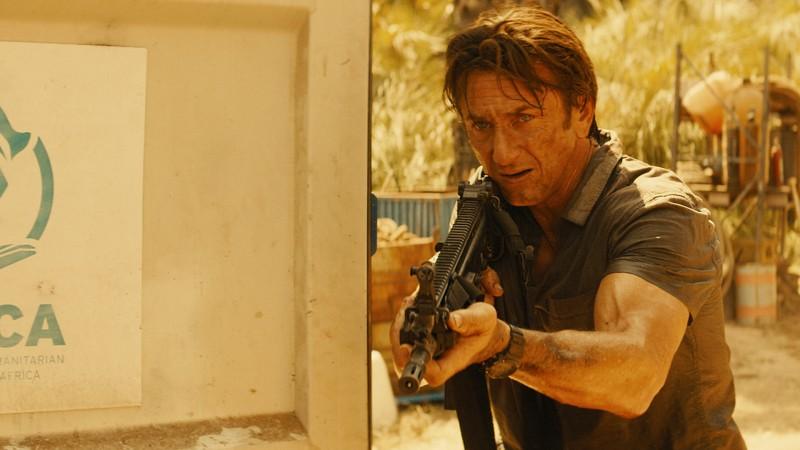 The Gunman Movie Shot