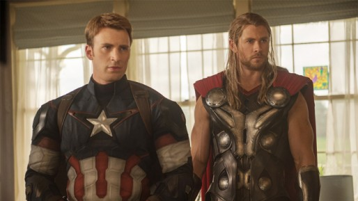 Avengers: Age of Ultron Movie Shot