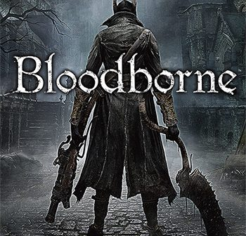Bloodborne Cover Art