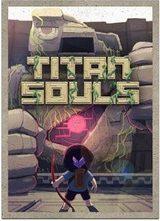 Titan Souls Cover Art