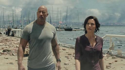San Andreas Movie Shot