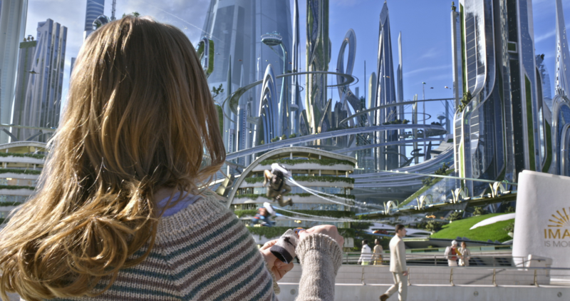 Tomorrowland Movie Shot