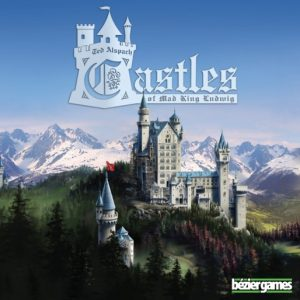 Castles of Mad King Ludwig Cover Art
