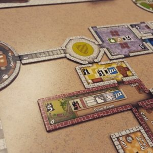 Castles of Mad King Ludwig Game Play