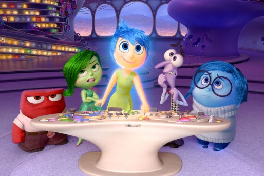 Inside Out Movie Shot