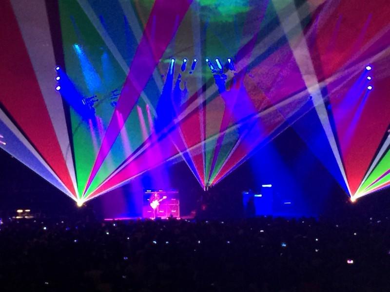 Rush Concert Shot 3