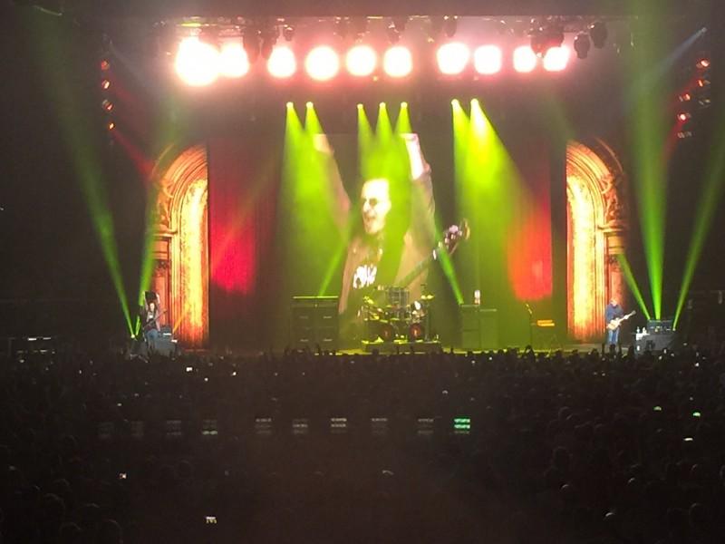 Rush Concert Shot 4