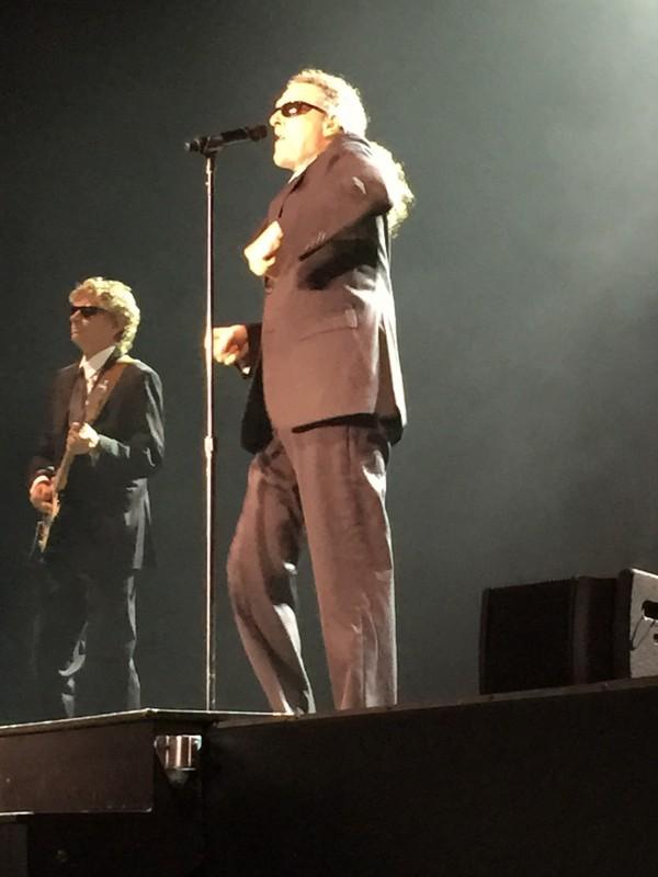 """Weird Al"" Yankovic Concert Shot 2"