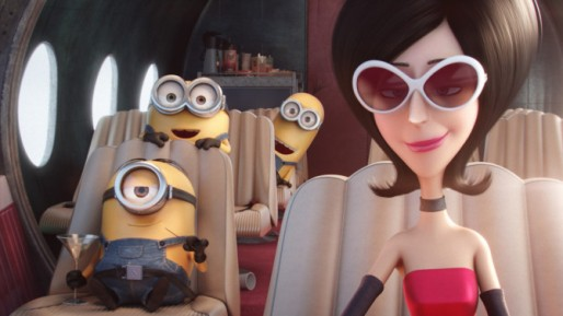 Minions Movie Shot