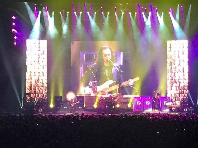 Rush Concert Shot 2