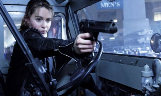 Terminator Genisys Movie Shot