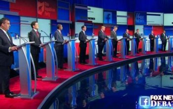 2016 Republican Debate #1
