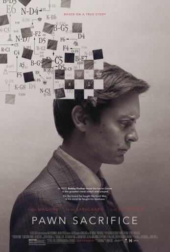 Pawn Sacrifice Movie Poster