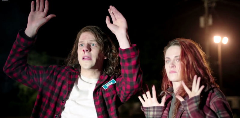 American Ultra Movie Shot