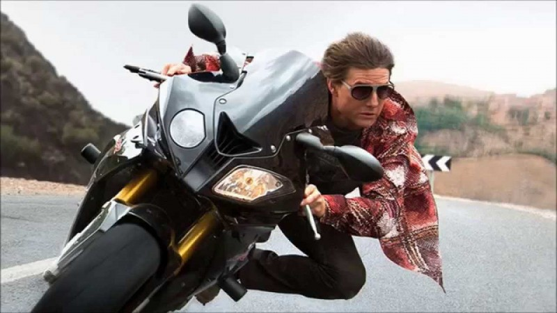 Mission: Impossible - Rogue Nation Movie Shot