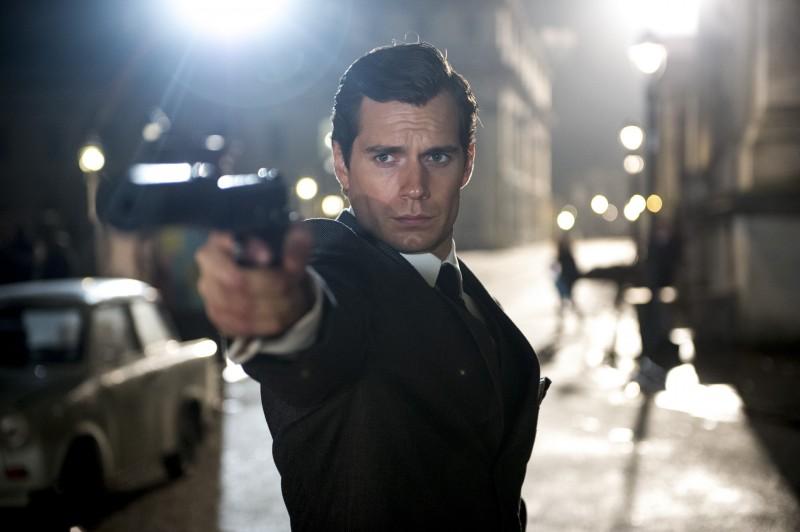Film The Man From U.N.C.L.E. Movie Shot