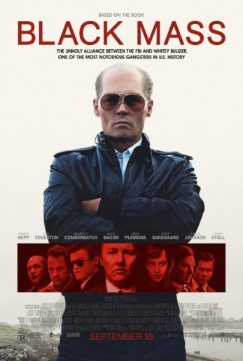 Black Mass Movie Poster