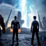 Fantastic Four Movie Shot