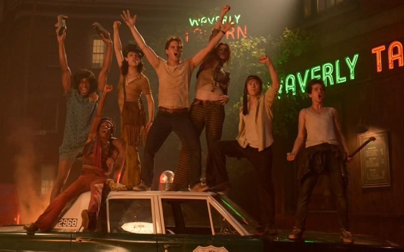 Stonewall Movie Shot