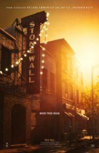 Stonewall Movie Poster