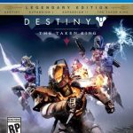Destiny: The Taken King Cover Art