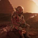 The Martian Movie Shot