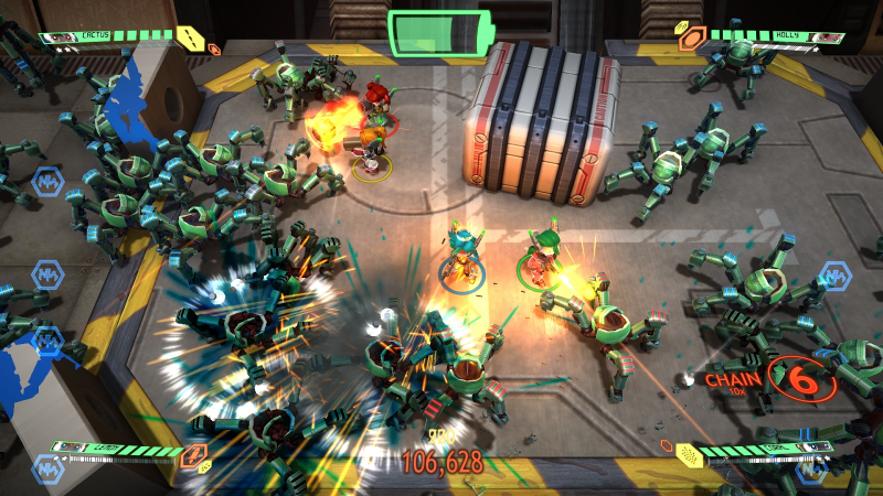 Assault Android Cactus Screen Shot