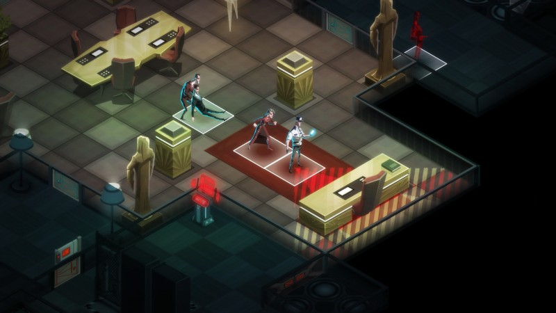 Invisible, Inc. Screen Shot