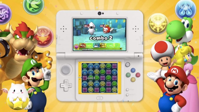 Puzzle & Dragons Super Mario Bros. Edition Screen Shot
