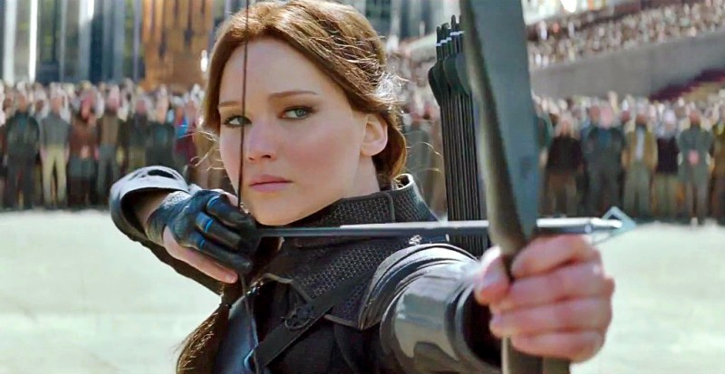 The Hunger Games: Mockingjay - Part 2 Movie Shot