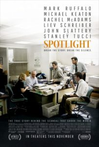 Spotlight Movie Poster