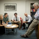 Spotlight Movie Shot