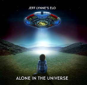 Alone in the Universe Cover Art
