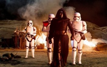 Star Wars: The Force Awakens Movie Shot