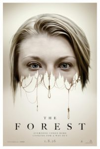 The Forest Movie Poster