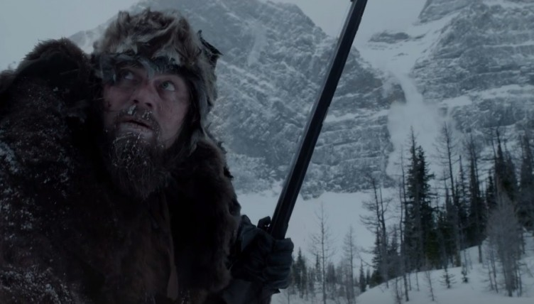 The Revenant Movie Shot