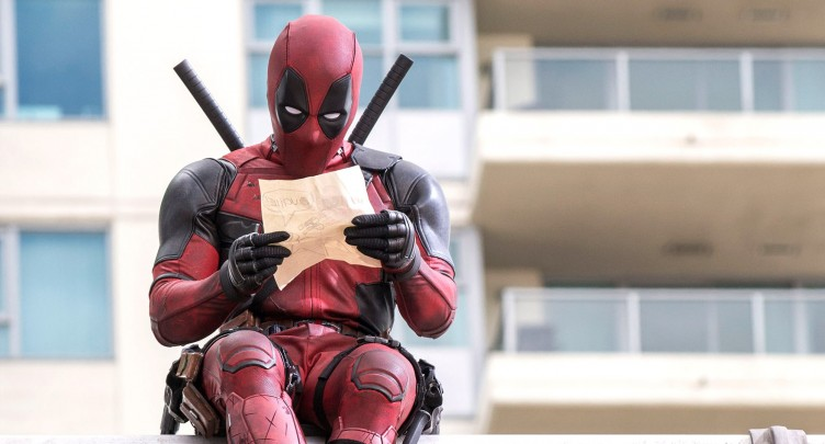 Deadpool Movie Shot