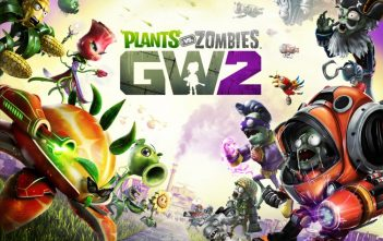 Plants vs. Zombies: Garden Warfare 2 Cover Art