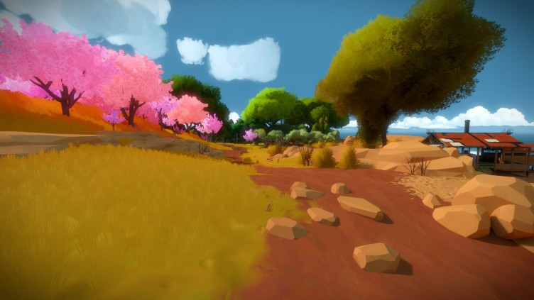 The Witness Screen Shot