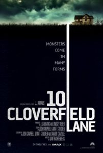 10 Cloverfield Lane Review Movie Poster