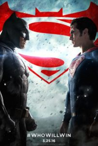 Batman v Superman: Dawn of Justice Review Movie Poster