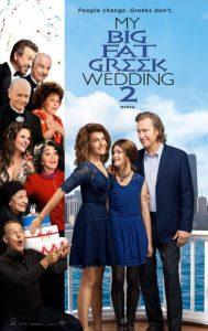 My Big Fat Greek Wedding 2 Review Movie Poster